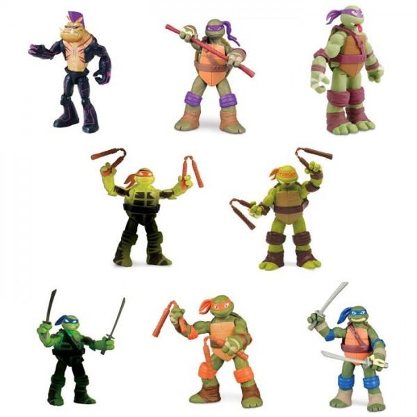 Turtles Actiefiguur 12cm