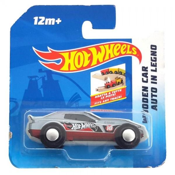 Hot Wheels Houten Auto