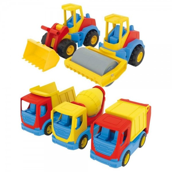 Wader Vrachtwagen Plastic