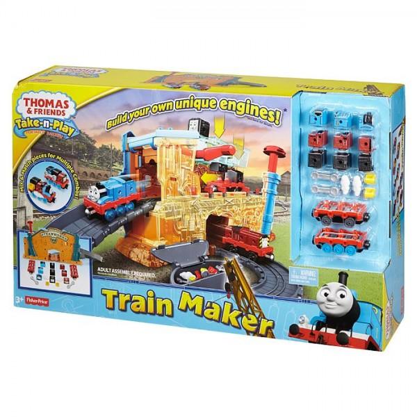 Fonkelnieuw ▷ Thomas de trein speelset kopen?   Online Internetwinkel MO-84