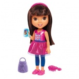 Fisher Price pop Chat with Dora