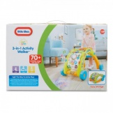 Little Tikes 3 in 1 Walker & Activiteitentafel