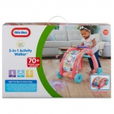 Little Tikes Activity Walker 3 In 1 Roze