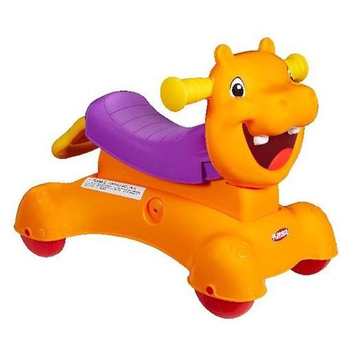 Playskool Rock en Ride nijlpaard