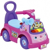 Fisher Price Loopfiguur Roze