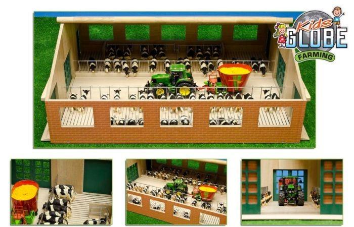 Loopstal 1:32 Luxe Kids Globe Farming