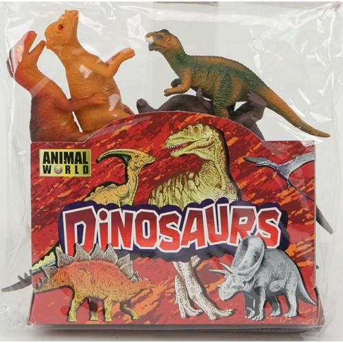 Dino's In Zak 8 Stuks