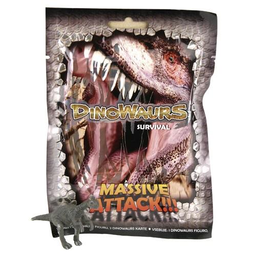 Dino Verzamel zak Dinowaurs