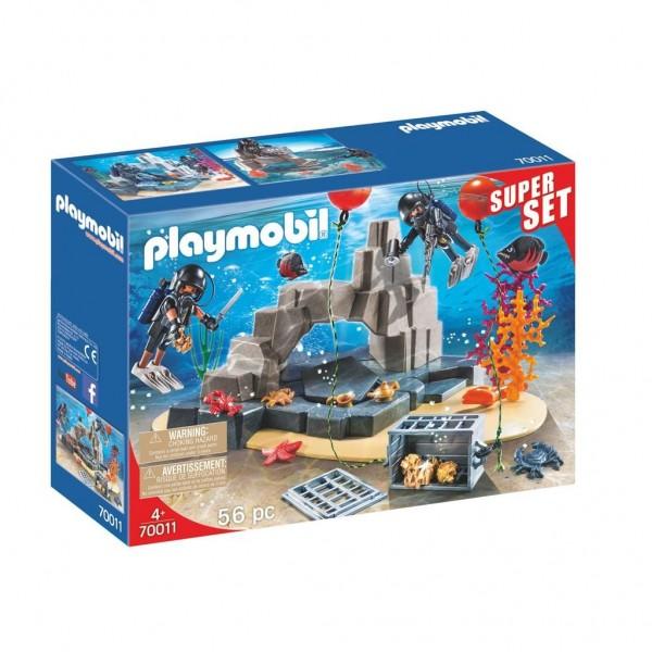70011 Playmobil SIE Onderwatermissie