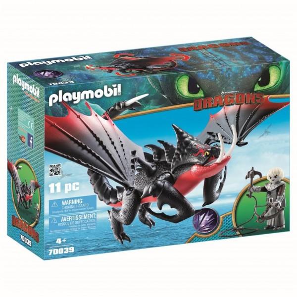 70039 Playmobil Dodenklauw En Grimmel