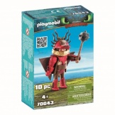 70043 Playmobil Dragons Snotvlerk in Vliegpak