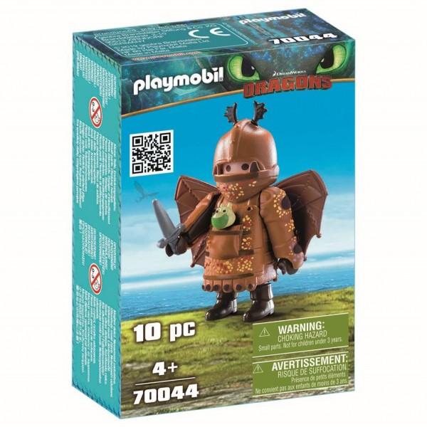 70044 Playmobil Dragons Vissenpoot in Vliegpak