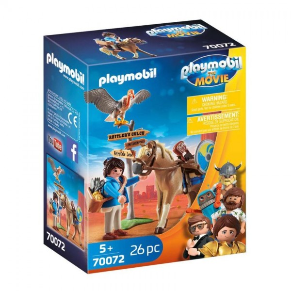 70072 Playmobil Movie Paard met Marla