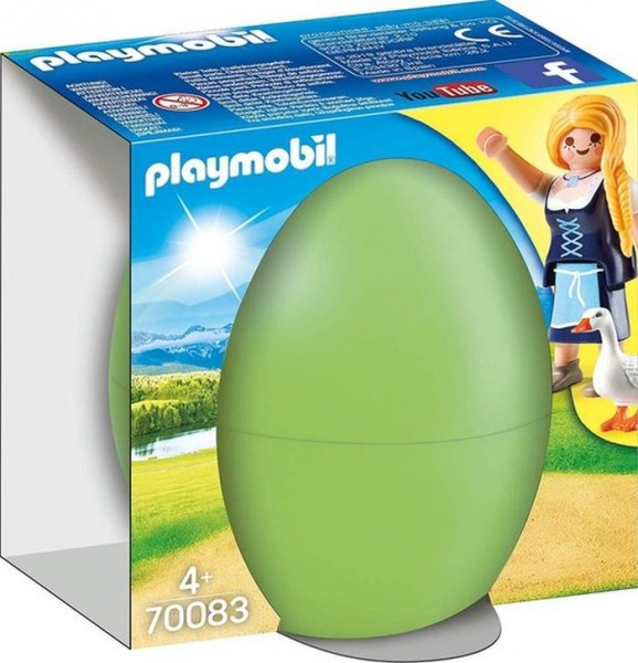 70083 Playmobil Ganzenhoedster
