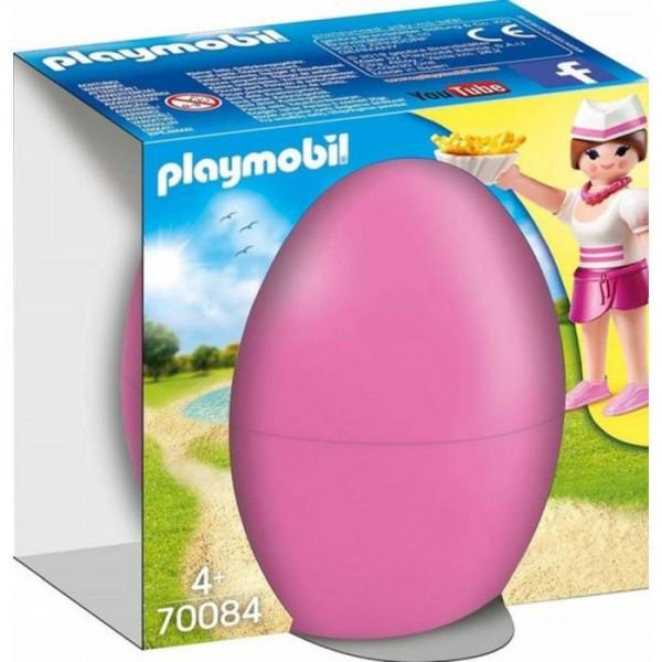 70084 Playmobil Dienster Met Kassa