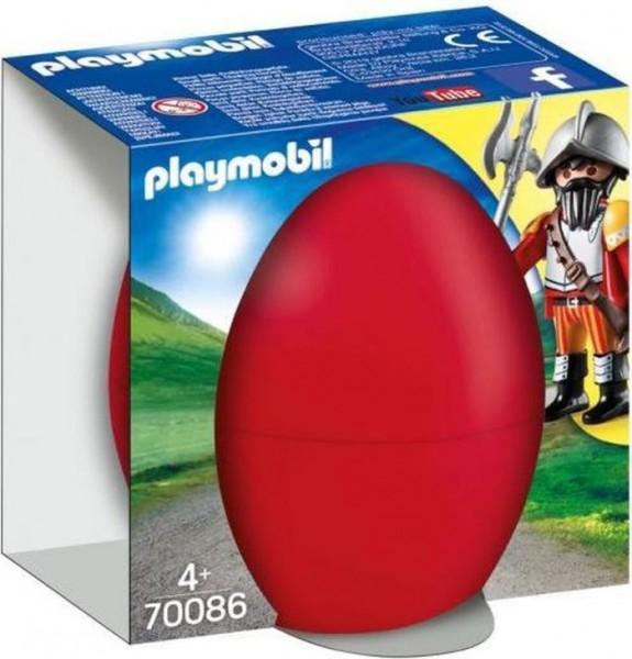 70086 Playmobil Ridder Met Kanon