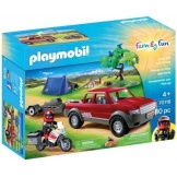 70116 Playmobil Pick-Up Truck Adventure