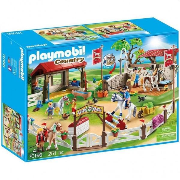 70166 Playmobil Pony Farm