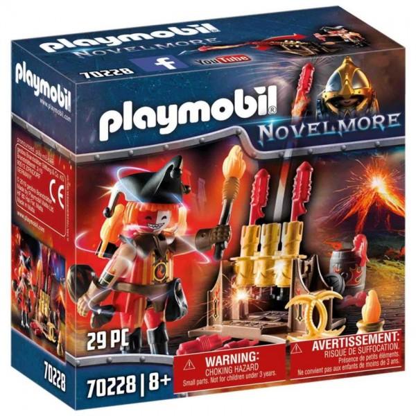 70228 Playmobil Novelmore Vuurmeester met Kanon
