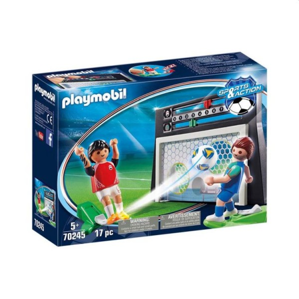 70245 Playmobil Voetbalmuur