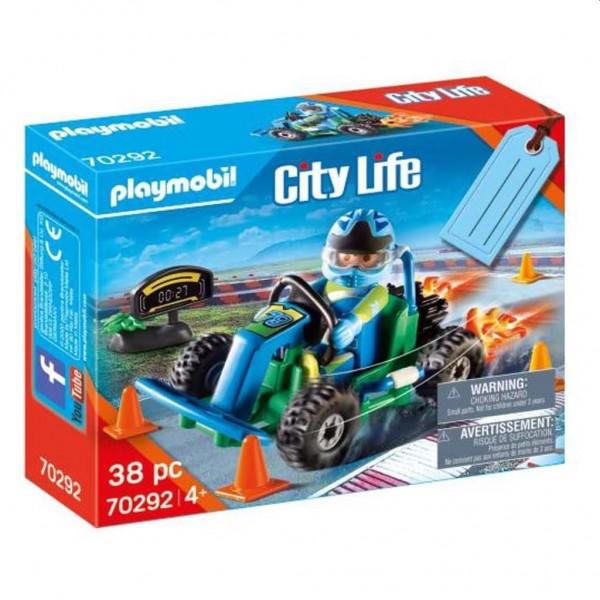 70292 Playmobil Cadeauset Kart Race