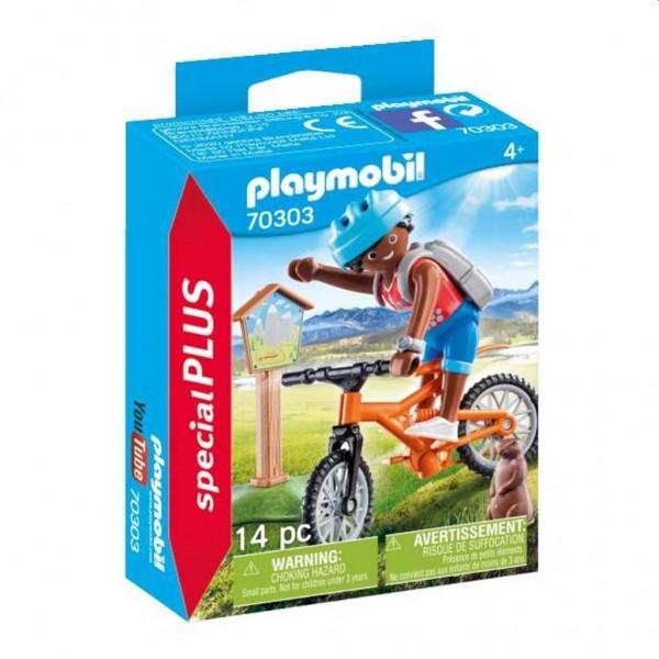 70303 Playmobil Mountainbiker
