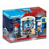 70306 Playmobil Speelbox Politiestation