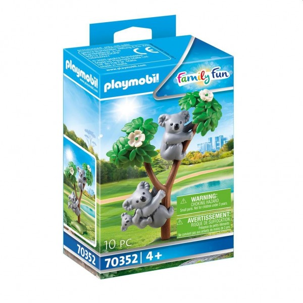70352 Playmobil Koala's met Baby
