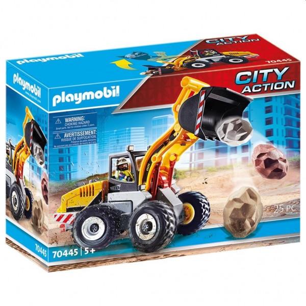 70445 Playmobil Wiellader