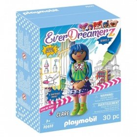 70477 Playmobil Everdreamerz Comic World Clare