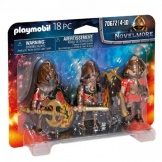 70672 Playmobil Novelmore Set Van 3 Burnham Raiders