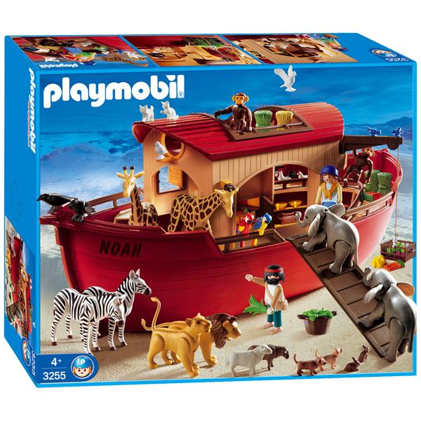 3255 Playmobil ark van noach