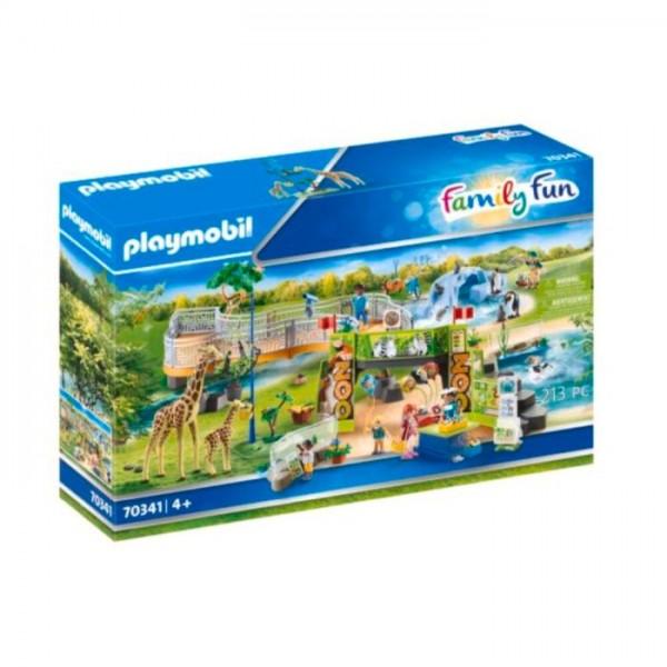 70341 Playmobil Family Fun Dierenpark