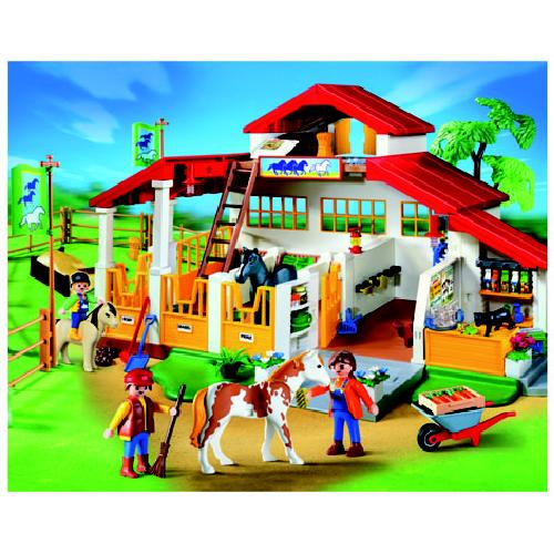 Home gt playmobil gt manege gt 4190 playmobil manege