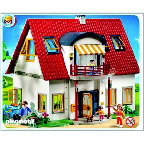 4279 playmobil moderne villa
