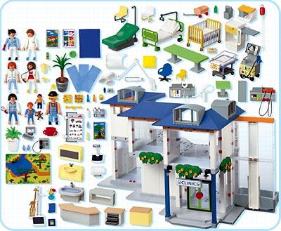 4404 playmobil ziekenhuis voordelig online kopen
