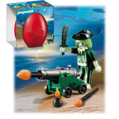 4928 Playmobil Spookpiraat met Kanon Playmobil