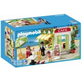 5129 Playmobil Café Aan De Haven