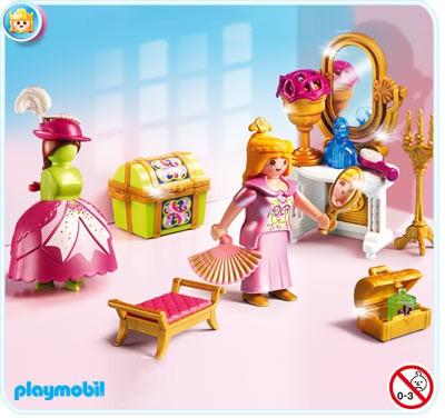 5148 Playmobil Koninklijke Dressing