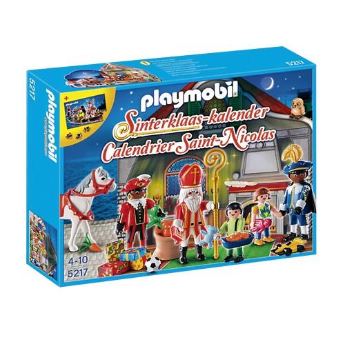 5217 Playmobil Sinterklaas Kalender