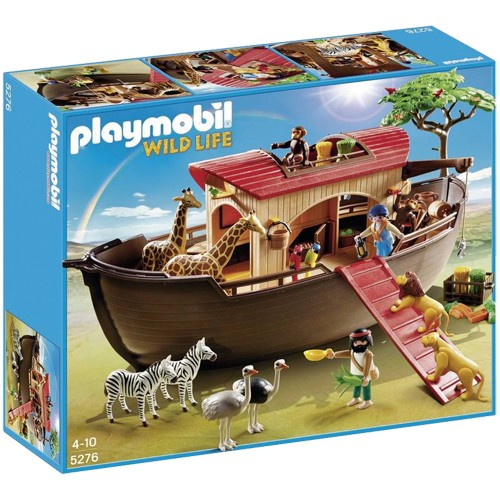 Koop goedkoop online playmobile goedkoper dan in de for Arca de noe playmobil
