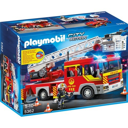 5362 Playmobil Brandweer Ladderwagen