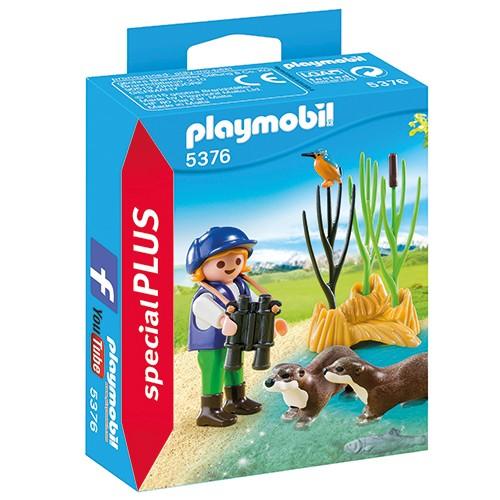 5376 Playmobil Otter Spotter