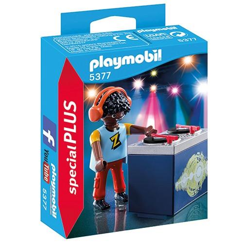 5377 Playmobil DJ Z