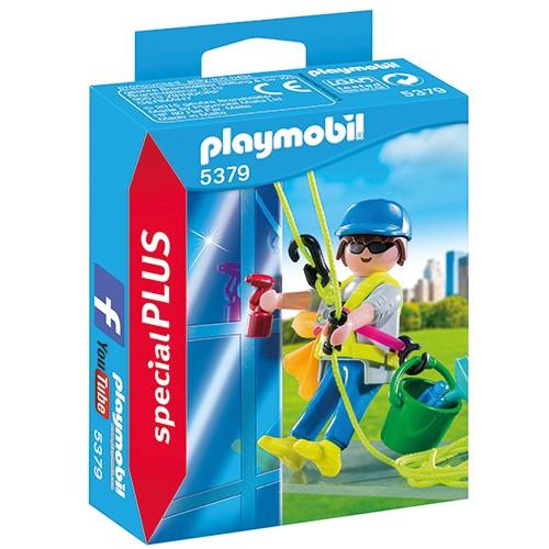 5379 Playmobil Glazenwasser