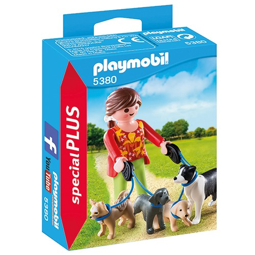 5380 Playmobil Hondenoppas