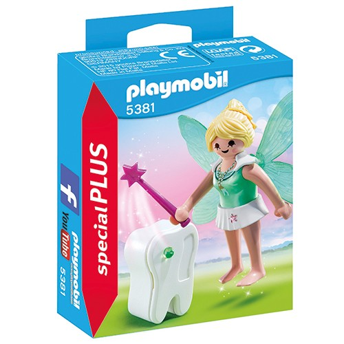 5381 Playmobil Tandenfee