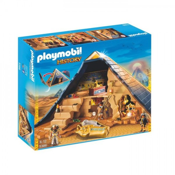 5386 Playmobil Pyramide van de Farao