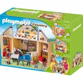 5418 Playmobil Speelbox Paardenstal