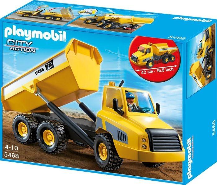 5468 Playmobil Grote Kiepwagen Playmobil
